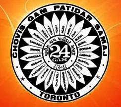 Chovis 24 Gam Patidar Samaj of Canada