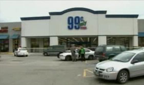 99 cent store place of event