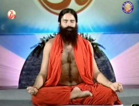 Kapalbhati Pranayam Baba Ramdev