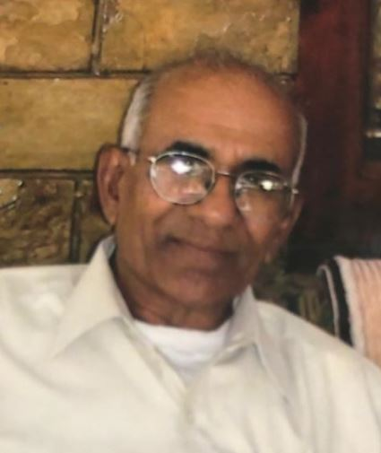 Sad Demise of Chimanbhai Maganbhai Patel of Santokpura (Puna)