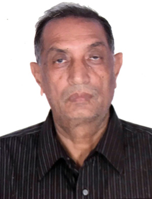 Sad Demise of Shri Dinubhai Z Patel of Rupiapura