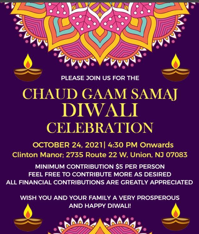 Diwali Celebration 2021