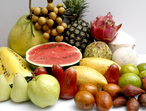 Look Young and Healthy - Secret of Fruits