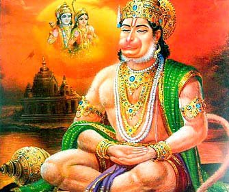 Hanuman Chalisha in Hindi