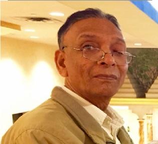 Sad Demise of Shri Hargovindbhai Manibhai Patel of Vishrampura