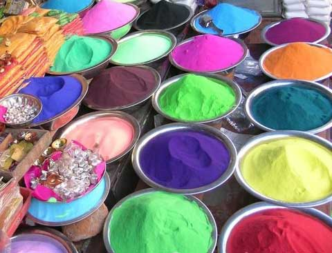 Dhuleti the Festival of Color Celebrated - Fangni
