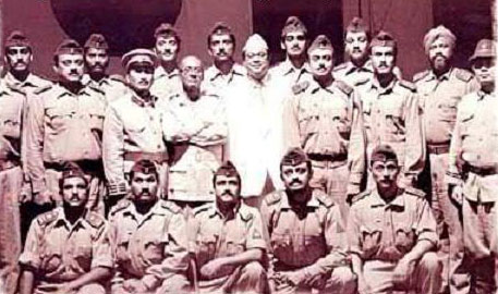 Azad Hind Fauj Indian National Army 14, April in 1944
