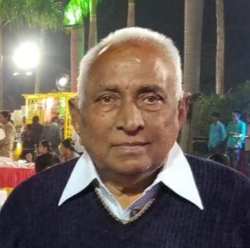 Sad Demise of Kantibhai Kalidasbhai Patel of Davalpura