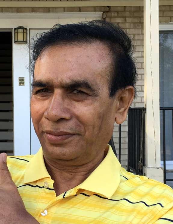 Sad demise of Manubhai Bhailalbhai Patel of Santokpura