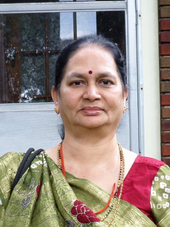Sad demise of Shrimati Minaben Maheshbhai Patel of Davalpura