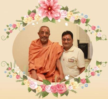 Sad Demise of Shri P Shantilal B Patel