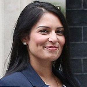 Priti Patel - British MP Gujarati Indian Origin