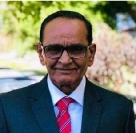 Sad Demise of Ramjibhai Bhailalbhai Patel of Santokpura