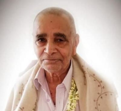 Sad demise of Ranchhod bhai Bhaijibhai Patel