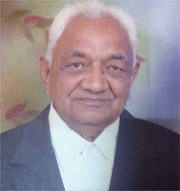 Sad Demise of Babubhai Mangalbhai Patel, Bhatiel