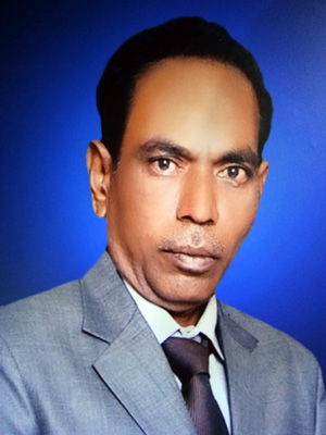 Sad Demise of Dineshbhai Vitthalbhai Patel of Rangaipura