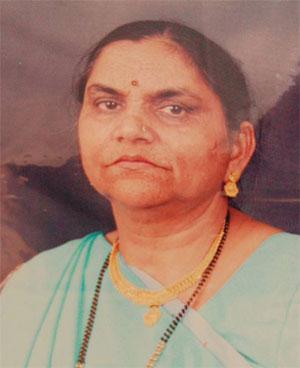 Sad Demise of Kamuben Pravinbhai Patel of Bhatiel