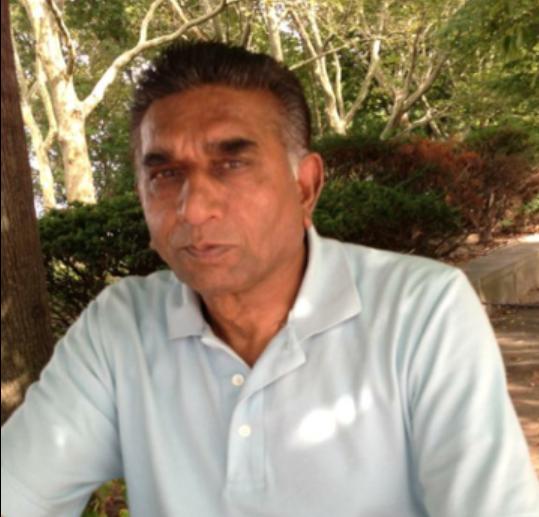 Sad Demise Of Vinubhai (Punambhai) Dhoribhai Patel Of Shahpur