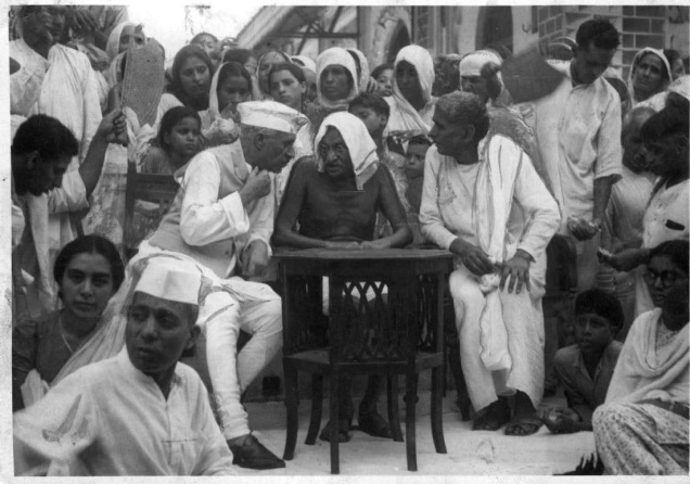 Sardar Patel with Indian Muslims