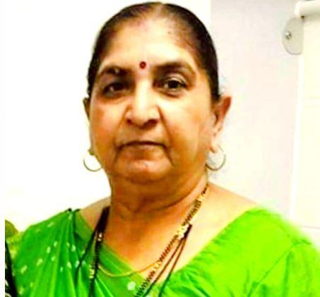 Sad Demise of Savitaben Manubhai Patel Davalpura