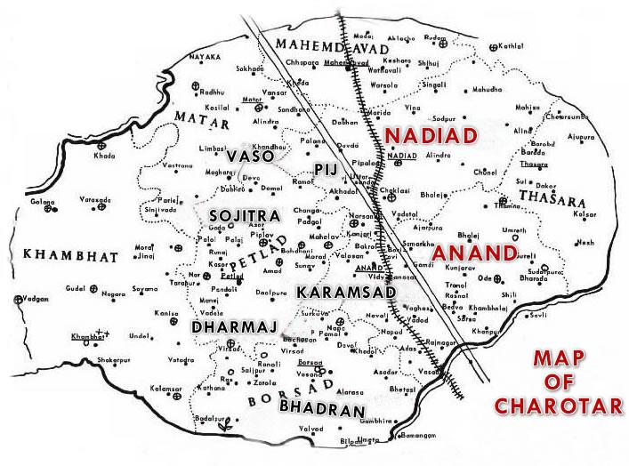 Charotar Patel-Patidar Samaj