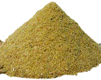 Coriander Powder.