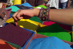 Holi Celebration, The Hindu Festival