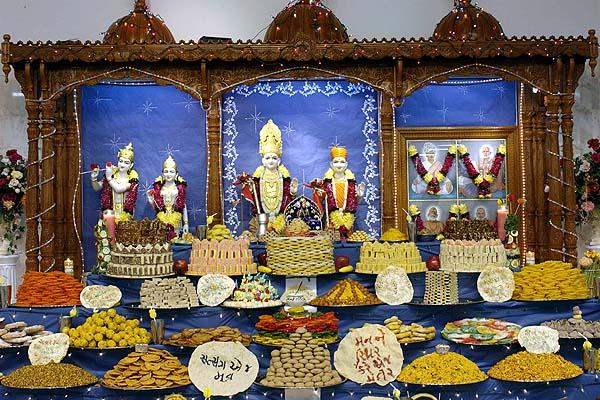 BAPS Diwali 2010 Program