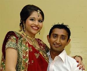 Baby Shower Ceremony of Jasmina Bhavesh Patel