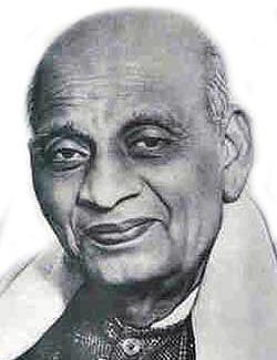 Sardar Vallabhbhai Patel - History of Sardar Vallabhbhai Patel