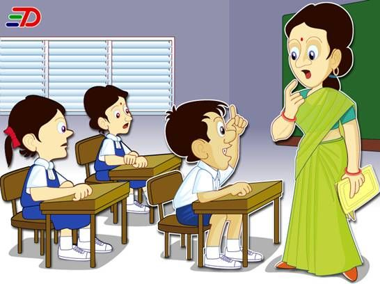funny converstaion between teacher and student