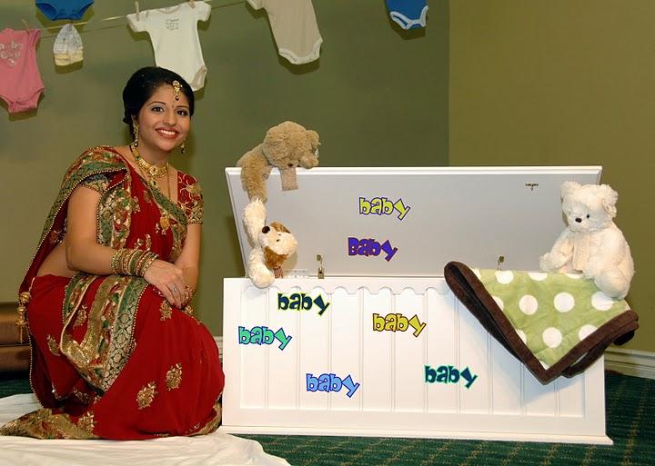 Baby Shower Ceremony Images ~ Baby shower ceremony of jasmina bhavesh patel