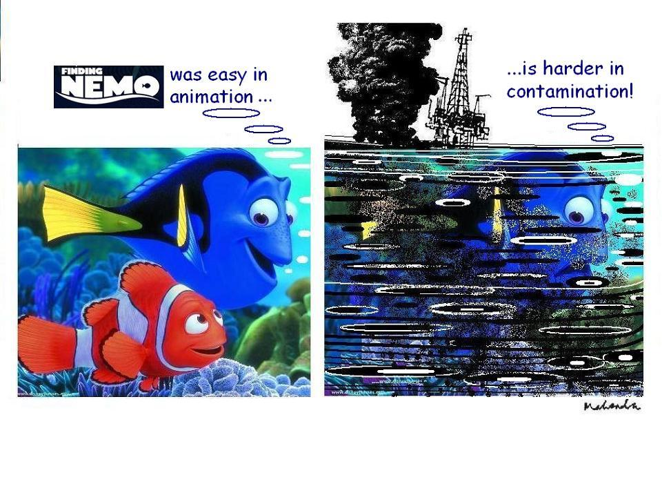 Cartoon of the Week: Finding-Nemo By Mahendra Shah