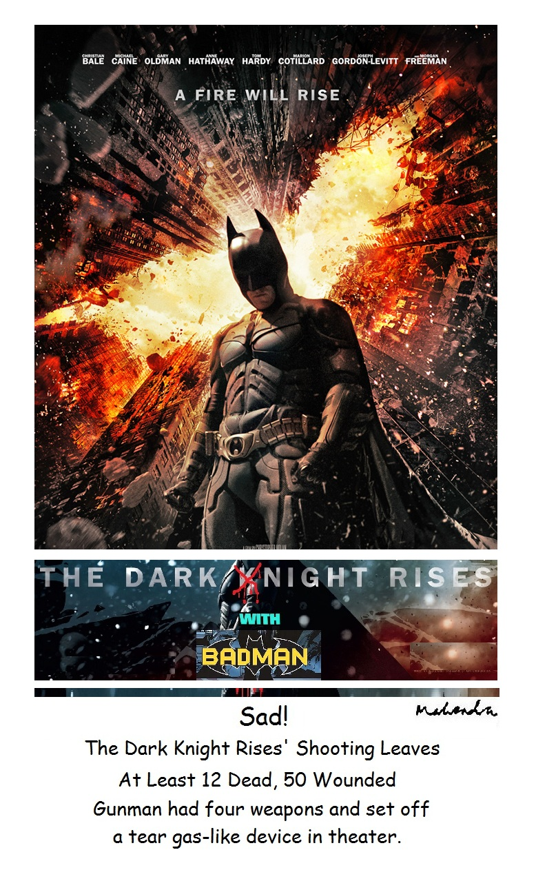 Dark Night Rises 1