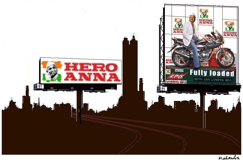Cartoon of the Week: Hero Anna