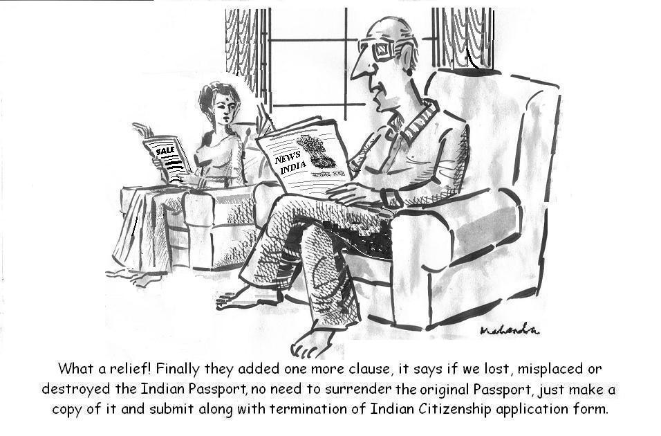 Passport Original Or Copy