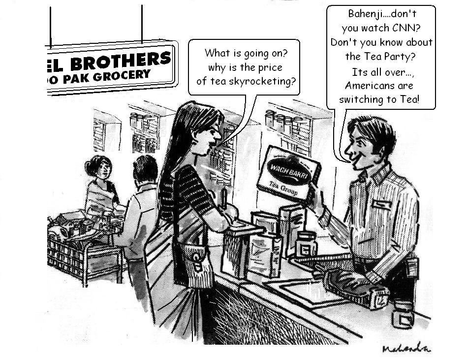 Tea Party(2)