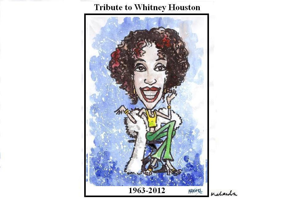 Tribute To Whitney Houston