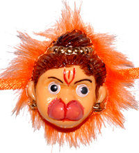 Hanuman Rakhi for Kids